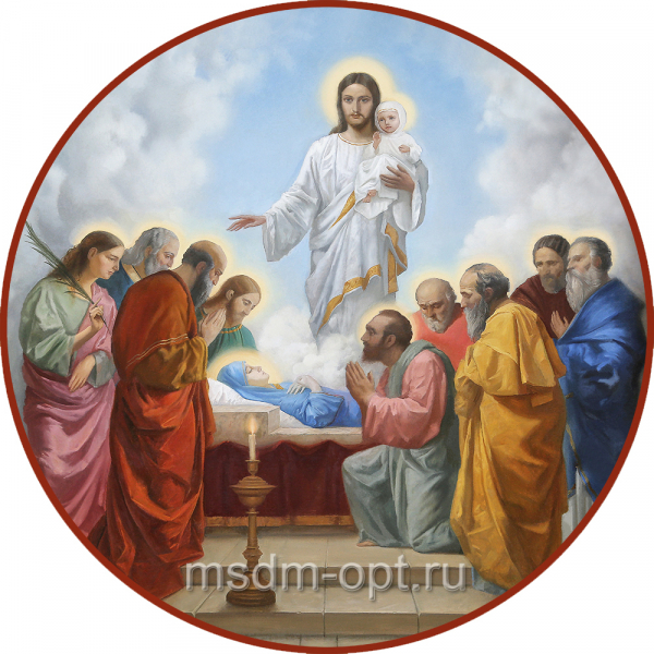 Успение Пресвятой Богородицы, икона (арт.04017)