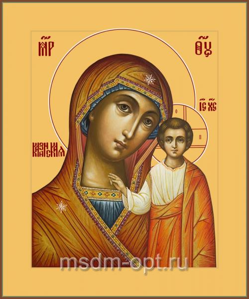 Казанская икона Божией Матери (арт.04207)