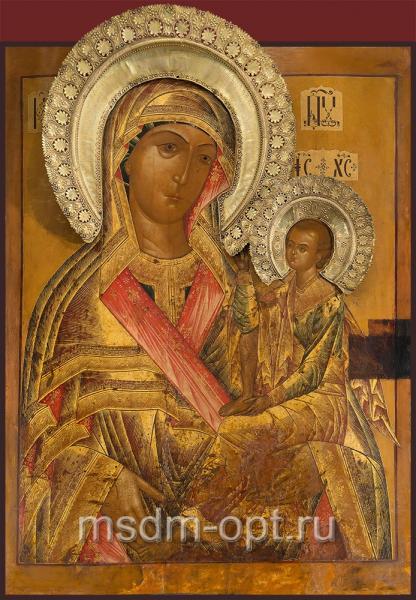 Шуйская-Смоленская икона Божией Матери (арт.04228)