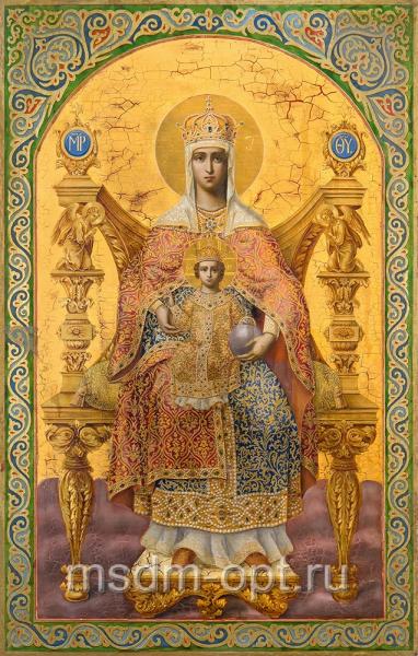Державная икона Божией Матери (арт.04229)