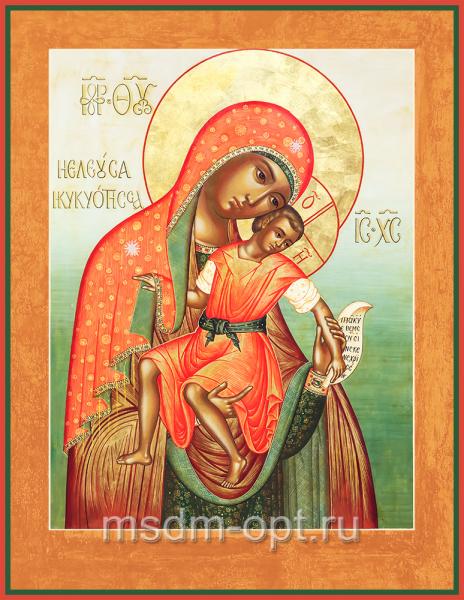 Киккская икона Божией Матери (Елеуса Киккская, Милостивая)(арт.04275)