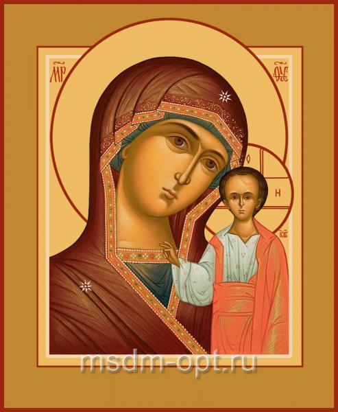 Казанская икона Божией Матери (арт.04331-c2)