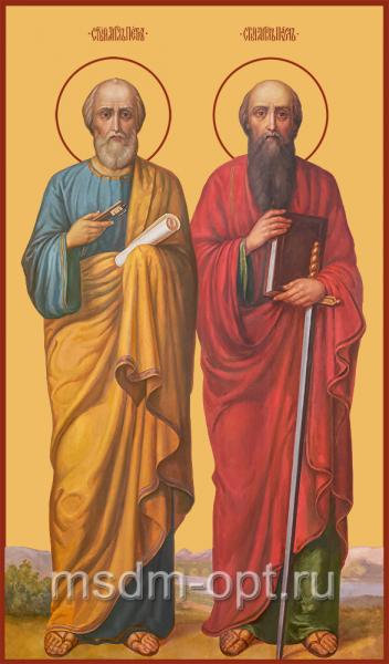 Святые Апостолы Петр и Павел, икона (арт.04468)