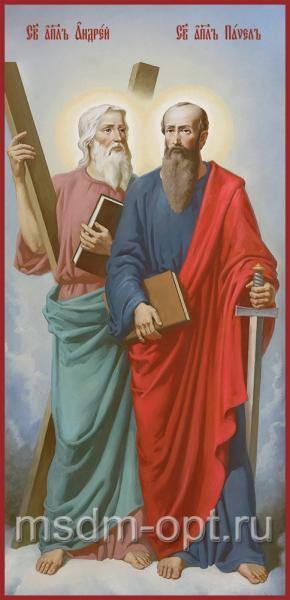 Святые Апостолы Андрей и Павел, икона (арт.04469)