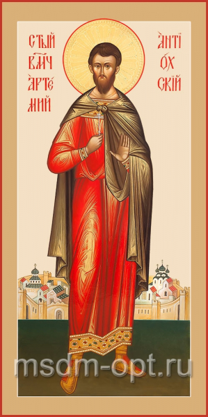 Артемий Антиохийский великомученик, икона (арт.04544 с-2)