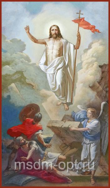 Воскресение Христово, икона (арт.04691)