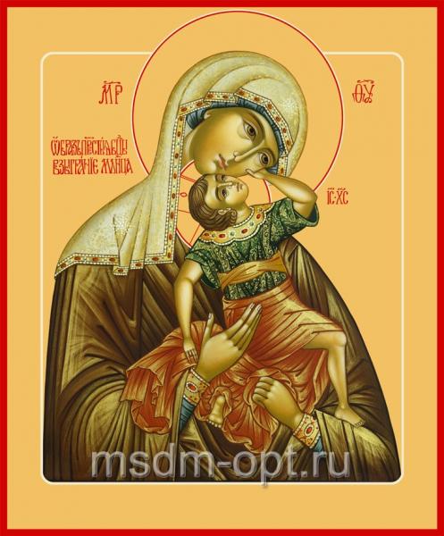 Взыграние Младенца икона Божией Матери (арт.6220)