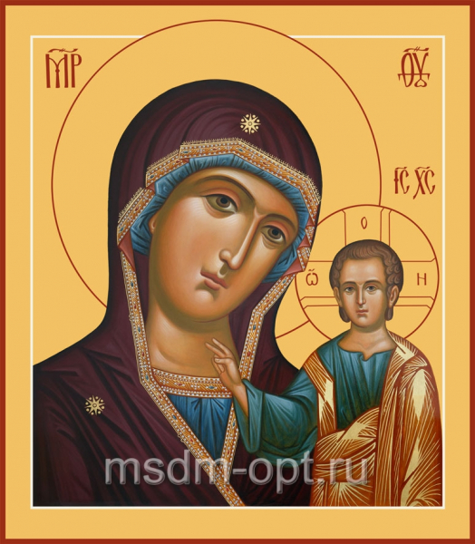 Казанская икона Божией Матери (арт.6242)
