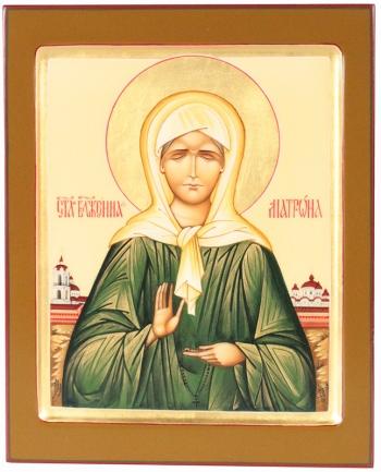 Матрона Московская блаженная, икона (арт.35512)