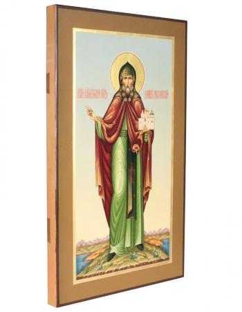 Даниил Московский благоверный князь (в схиме), икона (арт.32590)