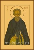 Михей Радонежский преподобный, икона (арт.00054)