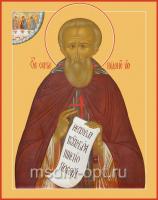 Сергий Радонежский преподобный, икона (арт.00064)