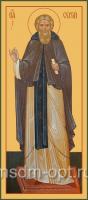 Сергий Радонежский преподобный, икона (арт.00081)