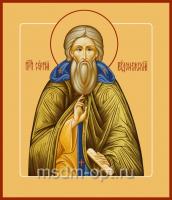 Сергий Радонежский преподобный, икона (арт.00084)