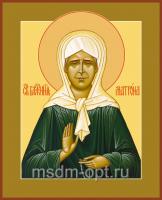 Матрона Московская блаженная, икона (арт.00086)