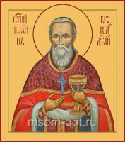 Иоанн Кронштадтский праведный чудотворец, икона (арт.00098)