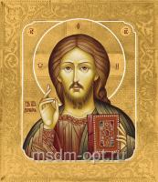 Господь Вседержитель икона 240 х 300 мм (арт.95-00113)