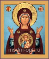 Знамение икона Божией Матери (арт.02000)
