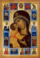 Игоревская икона Божией Матери (арт.02002)