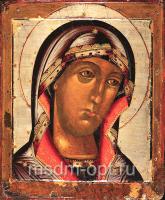 Деисусная икона Божией Матери (арт.02006)