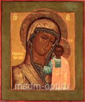 Казанская икона Божией Матери (арт.02016)