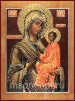 Тихвинская икона Божией Матери  (арт.02020)