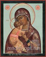 Владимирская икона Божией Матери (арт.02026)