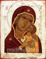 Умиление икона Божией Матери (арт.02041)