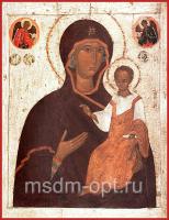 Смоленская икона Божией Матери (арт.02043)