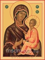 Тихвинская икона Божией Матери (арт.02044)