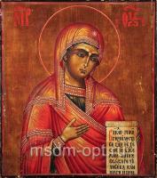 Деисусная икона Божией Матери (арт.02046)