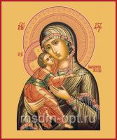 Владимирская икона Божией Матери (арт.00204)