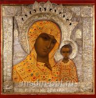 Казанская икона Божией Матери (арт.02052)