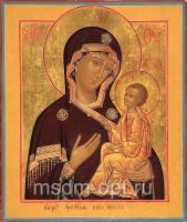 Тихвинская икона Божией Матери (арт.02056)