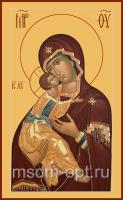 Владимирская икона Божией Матери (арт.00205)