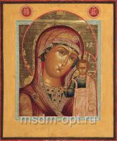 Казанская икона Божией Матери (арт.02071)