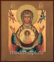 Знамение икона Божией Матери (арт.02073)