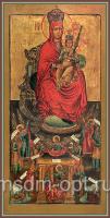 Всех скорбящих Радость икона Божией Матери (арт.02092)