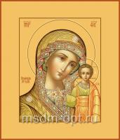Казанская икона Божией Матери (арт.210)