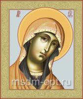 Деисусная икона Божией Матери (арт.00211)