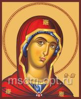 Деисусная икона Божией Матери (арт.00214)
