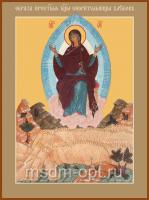 Спорительница хлебов икона Божией Матери (арт.00235)