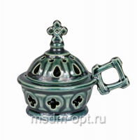 Кадильница, керамика (арт.21657-1)