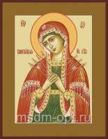 Семистрельная икона Божией Матери (арт.00260)