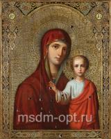 Казанская икона Божией Матери (арт.00272)