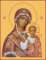Казанская икона Божией Матери (арт.00276)