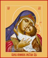 Умиление икона Божией Матери (арт.00280)