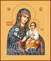 Неувядаемый Цвет икона Божией Матери (арт.00285)