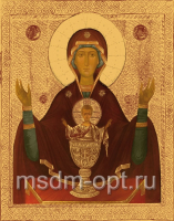 Неупиваемая чаша икона Божией Матери (арт.00286)