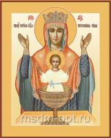 Неупиваемая чаша икона Божией Матери (арт.00287)